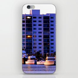 Waterfront Condos iPhone Skin