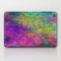 christ iPad Cases featuring Christ by RingWaveArt
