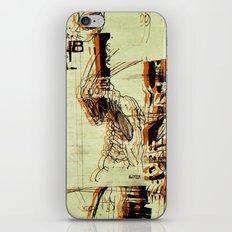 Illustration Mashup iPhone & iPod Skin