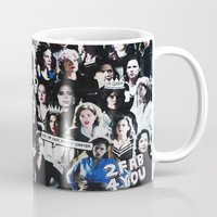 agent carter Mugs featuring Peggy Carter Sass by Long live the Evil Queen♔