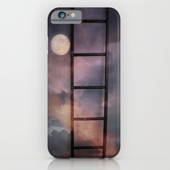Beyond the Moon and back iPhone & iPod Case