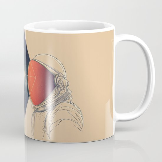 Space Between Mug
