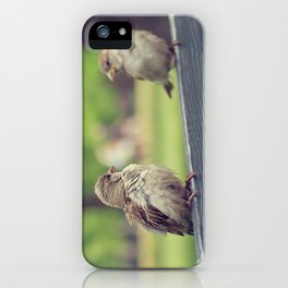Two is better than one iPhone Case