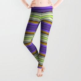 Stripes Leggings