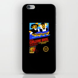 Super Corleone Bros iPhone Skin