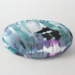A Quiet Spot Floor Pillow