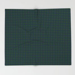 Montgomery Tartan Throw Blanket