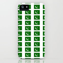 Flag of pakistan-پاکِستان ,pakistani, Karachi,Islamabad,lahore,persian. iPhone Case