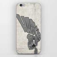 bass iPhone & iPod Skins featuring bass by Jung Imjen
