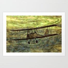 045 Blackburn B2 Art Print