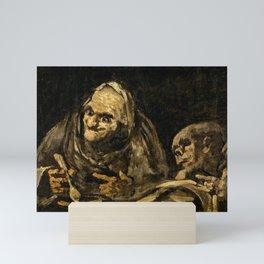 Witches Mini Art Print