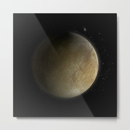 Planet2 Metal Print