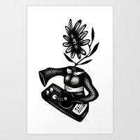 Intersessions Art Print