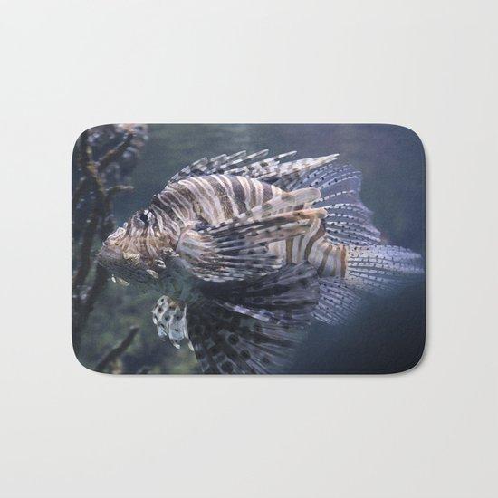 sea fish Bath Mat