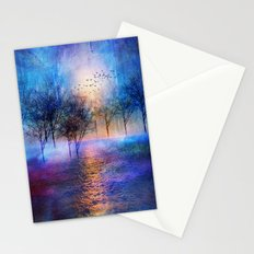 Paisaje y color II Stationery Cards