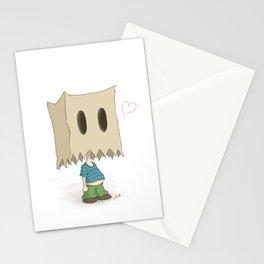 Paperbag Kid Stationery Cards