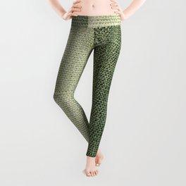 Simple Fabric Texture Leggings