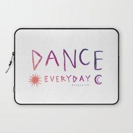 DANCE EVERYDAY Laptop Sleeve