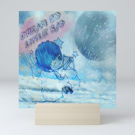 Dream Big Little Sag Mini Art Print