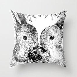 shukaku Throw Pillow
