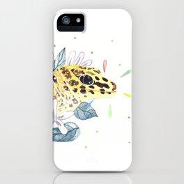 Gecko Drops iPhone Case