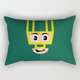 Kickass Rectangular Pillow