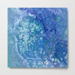 Neptunian Sea Metal Print