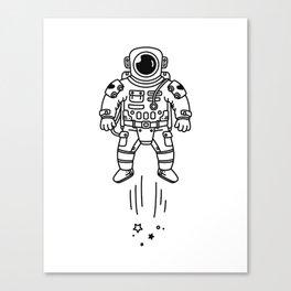 Cosmic Stranger 1 Canvas Print