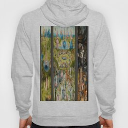 Hieronymus Bosch's The Garden of Earthly Delights Hoody