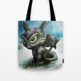 Hatchling Fury Tote Bag