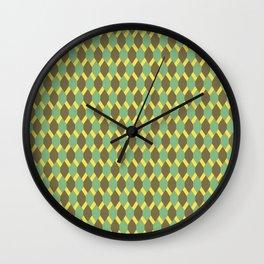 Semillas Wall Clock