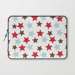 Christmas stars Laptop Sleeve