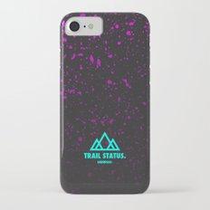 Trail Status / Grey iPhone 7 Slim Case