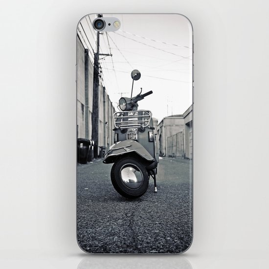 Urban Vespa iPhone & iPod Skin