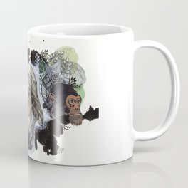 The Eyes of Jane Coffee Mug