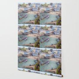 Tenby Harbour Wallpaper