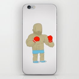 Two Boxers iPhone Skin