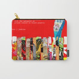 Jx3 Poem - 1 Carry-All Pouch