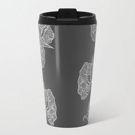 Cotton Grey Travel Mug