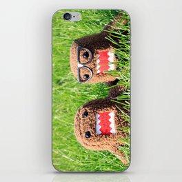 Domo Nation iPhone Skin