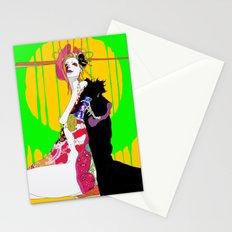 地獄太夫 (あなたを道連れ) - JIGOKUDAYU (ANATAWOMICHIZURE) Stationery Cards