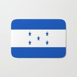 flag honduras,america,latine,spanish,Honduran, Catracho,Mesoamerican,Tegucigalpa,San Pedro,Choloma Bath Mat