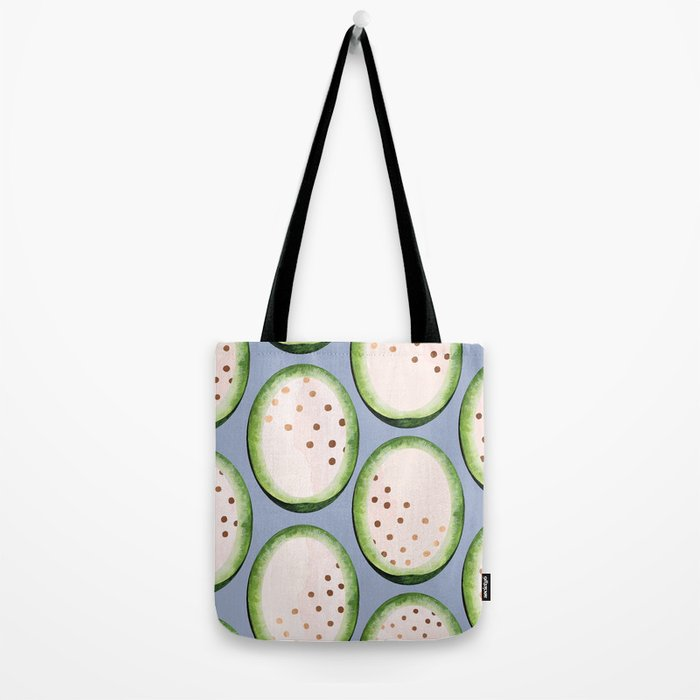 Rose Gold Melon Seeds #society6 #lifestyle #decor Tote Bag