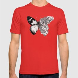 Butterfly in Bloom T-shirt