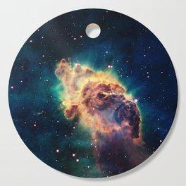 Carina Nebula Cutting Board