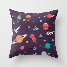 Cosmico Throw Pillow