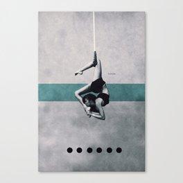 Aerial Canvas Print