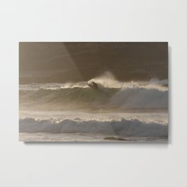 Surf I Metal Print