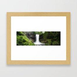 Minnehaha Falls, Minneapolis Framed Art Print
