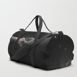 [LOVE] Sea meets Mountain - Hands Duffle Bag